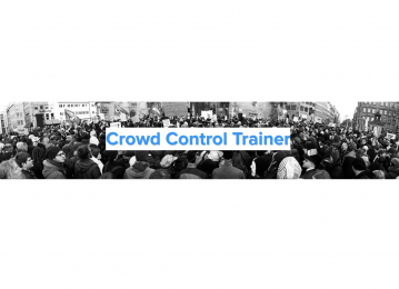 CROWD CONTROL TRAINER