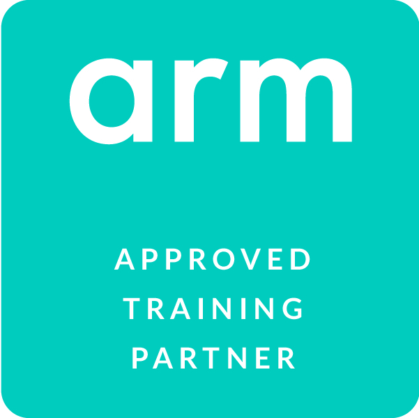 Arm Partner Badge Training cmyk